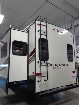 2016 Kz Durango Gold G381REF Mandan, North Dakota 6