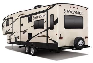2016 Kz Sportsmen 295RL Mandan, North Dakota 3
