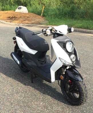 2016 Lance Cabo 50 Moped Blaine, Minnesota 5