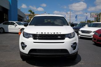 2016 Land Rover Discovery Sport HSE Hialeah, Florida 1