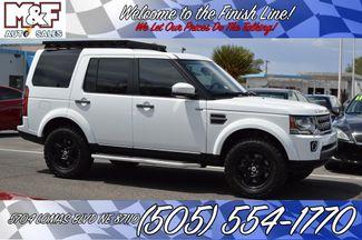 2016 Land Rover LR4 Base | Albuquerque, New Mexico | M & F Auto Sales-[ 2 ]
