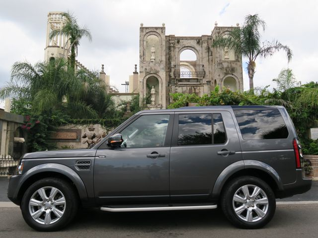 2016 Land Rover LR4 HSE in Houston Texas