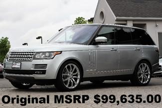 2016 Land Rover Range Rover in Alexandria VA