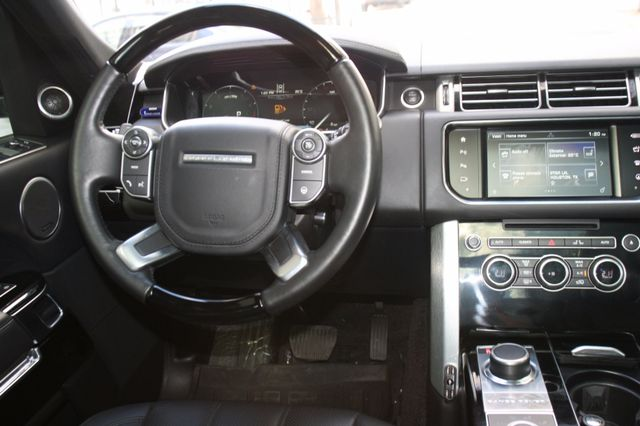 2016 Land Rover Range Rover HSE Houston, Texas 9