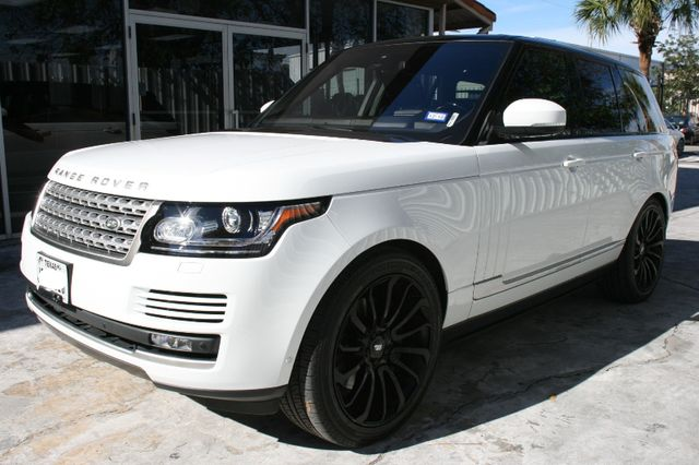 2016 Land Rover Range Rover Supercharged Houston, Texas 2