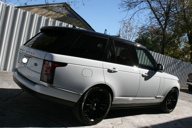2016 Land Rover Range Rover Supercharged Houston, Texas 4