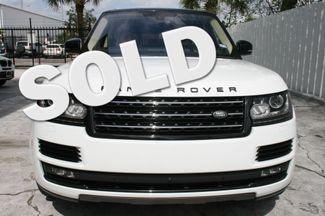 2016 Land Rover Range Rover Autobiography Long Wheel Base Houston, Texas