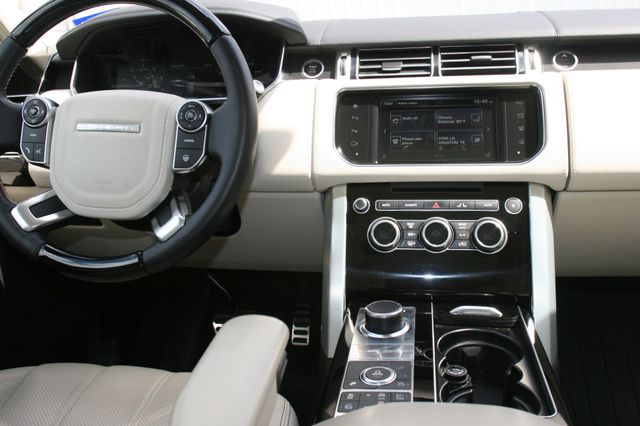 2016 Land Rover Range Rover Autobiography Long Wheel Base Houston, Texas 17