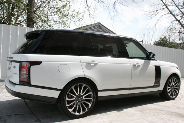 2016 Land Rover Range Rover Autobiography Long Wheel Base Houston, Texas 2