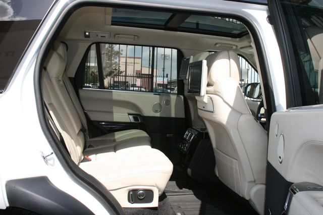 2016 Land Rover Range Rover Autobiography Long Wheel Base Houston, Texas 25