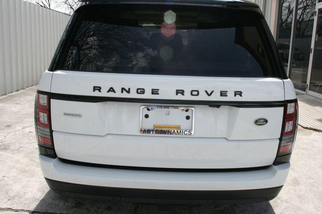 2016 Land Rover Range Rover Autobiography Long Wheel Base Houston, Texas 4