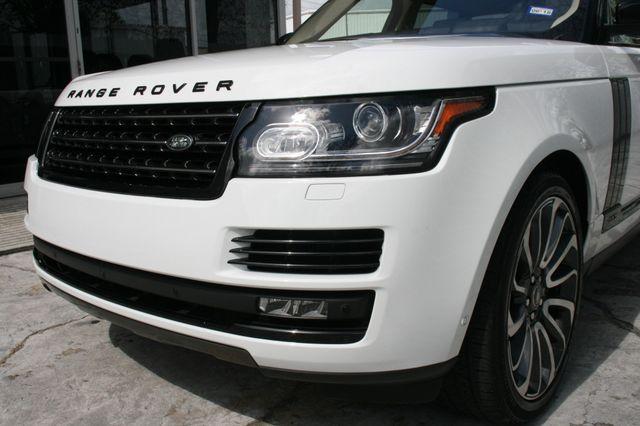 2016 Land Rover Range Rover Autobiography Long Wheel Base Houston, Texas 8