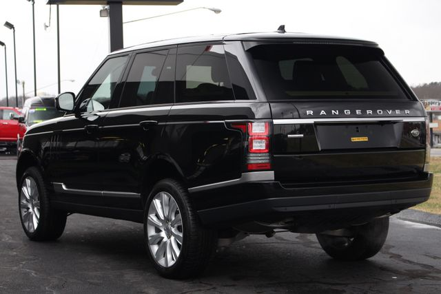 2016 Land Rover Range Rover Supercharged 4WD - DRIVER & VISION ASSIST PKGS! Mooresville , NC 29