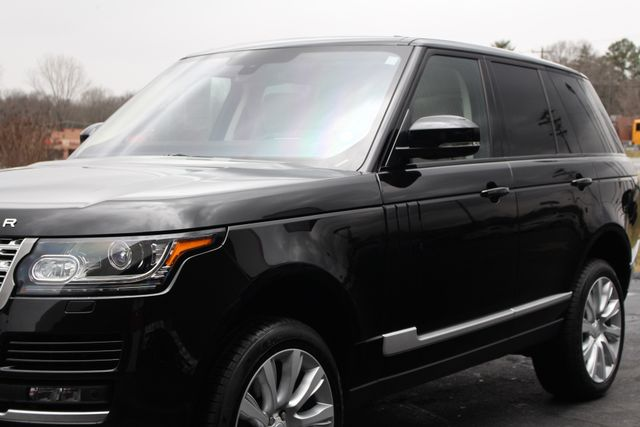 2016 Land Rover Range Rover Supercharged 4WD - DRIVER & VISION ASSIST PKGS! Mooresville , NC 27