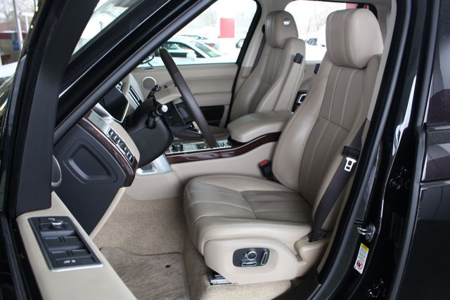 2016 Land Rover Range Rover Supercharged 4WD - DRIVER & VISION ASSIST PKGS! Mooresville , NC 9