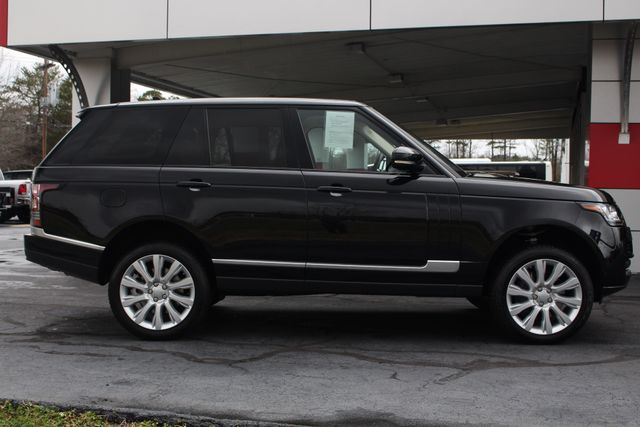 2016 Land Rover Range Rover Supercharged 4WD - DRIVER & VISION ASSIST PKGS! Mooresville , NC 17