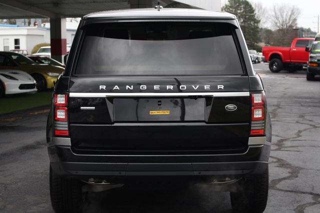 2016 Land Rover Range Rover Supercharged 4WD - DRIVER & VISION ASSIST PKGS! Mooresville , NC 20