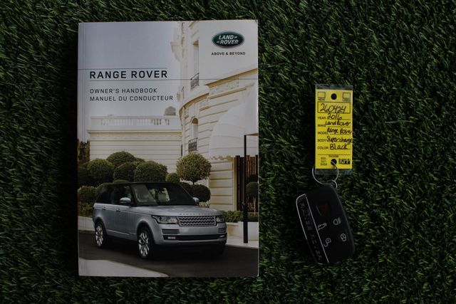 2016 Land Rover Range Rover Supercharged 4WD - DRIVER & VISION ASSIST PKGS! Mooresville , NC 21