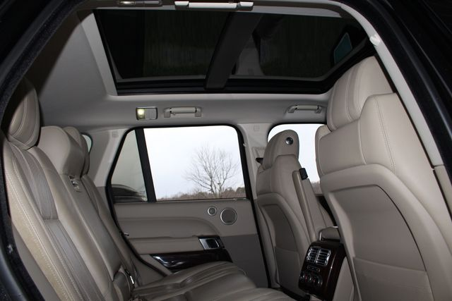 2016 Land Rover Range Rover Supercharged 4WD - DRIVER & VISION ASSIST PKGS! Mooresville , NC 60
