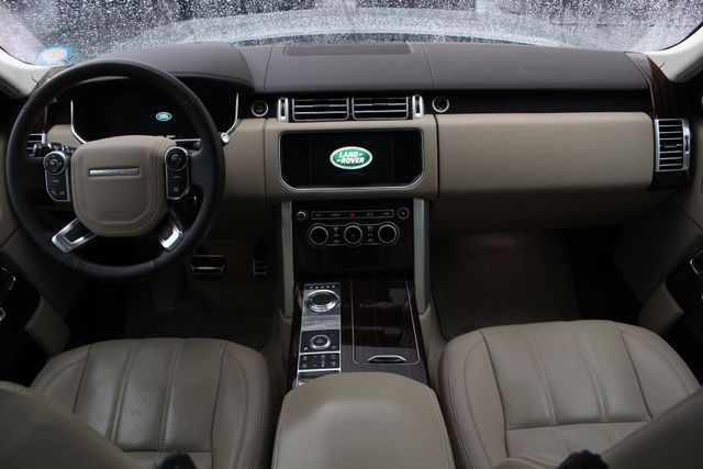 2016 Land Rover Range Rover Supercharged 4WD - DRIVER & VISION ASSIST PKGS! Mooresville , NC 32