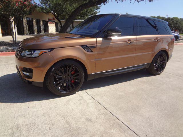 2016 Land Rover Range Rover Sport V8 Dynamic Austin , Texas 1