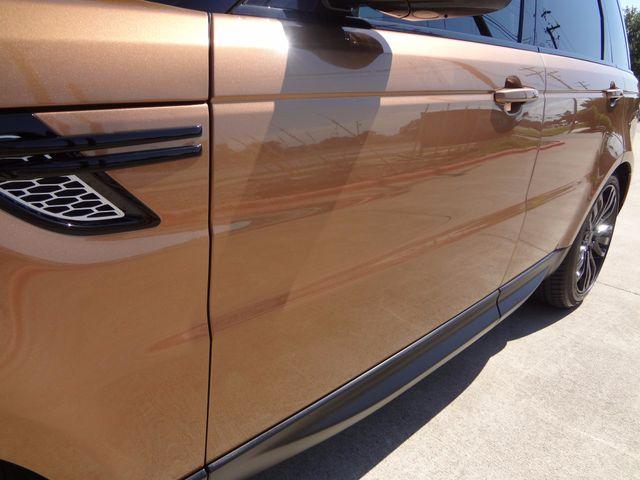 2016 Land Rover Range Rover Sport V8 Dynamic Austin , Texas 9