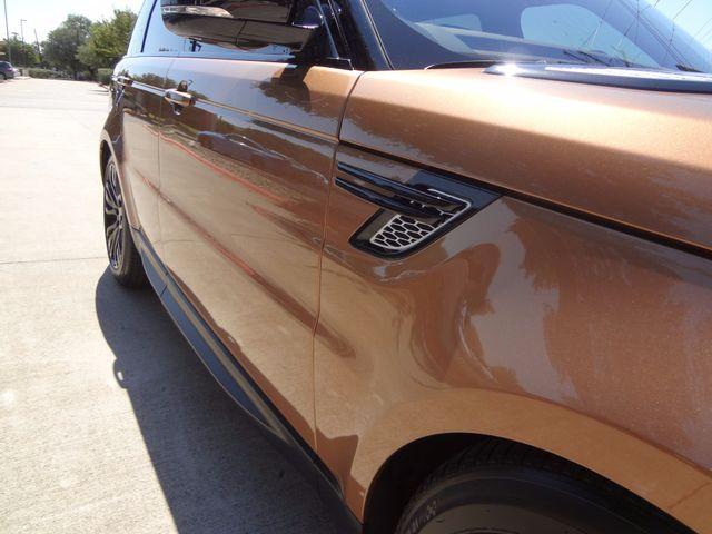 2016 Land Rover Range Rover Sport V8 Dynamic Austin , Texas 10