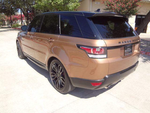 2016 Land Rover Range Rover Sport V8 Dynamic Austin , Texas 3