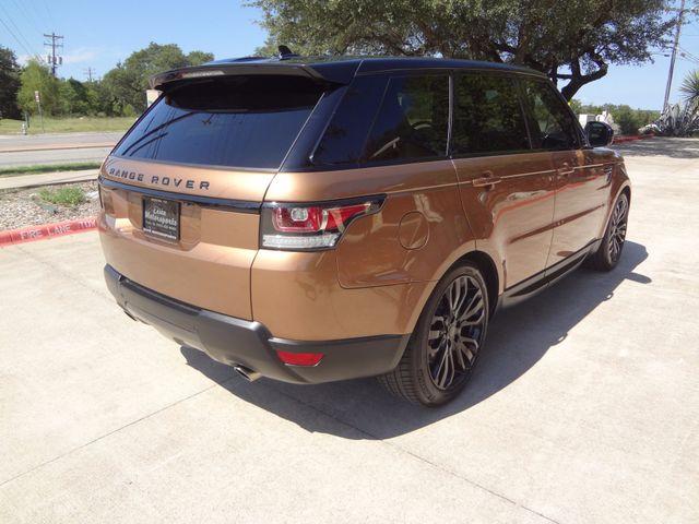 2016 Land Rover Range Rover Sport V8 Dynamic Austin , Texas 5