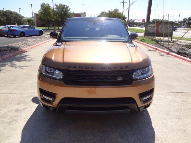 2016 Land Rover Range Rover Sport V8 Dynamic Austin , Texas 8