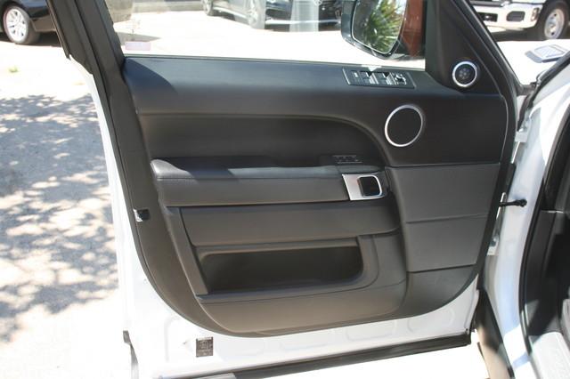 2016 Land Rover Range Rover Sport V8 Dynamic Houston, Texas 12
