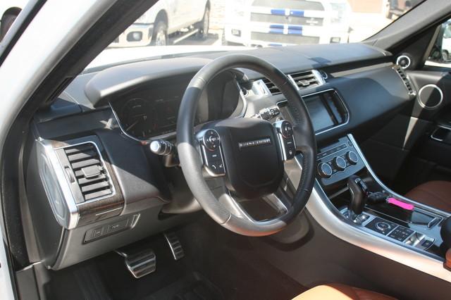 2016 Land Rover Range Rover Sport V8 Dynamic Houston, Texas 13