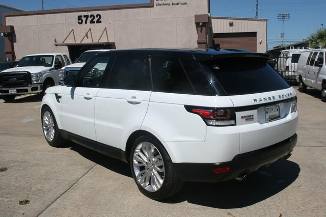 2016 Land Rover Range Rover Sport V8 Dynamic Houston, Texas 3