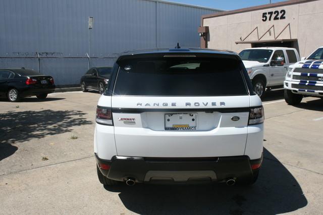 2016 Land Rover Range Rover Sport V8 Dynamic Houston, Texas 4