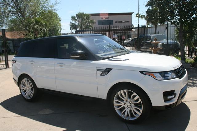 2016 Land Rover Range Rover Sport V8 Dynamic Houston, Texas 8