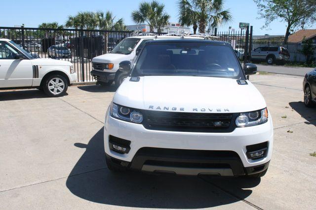 2016 Land Rover Range Rover Sport V8 Dynamic Houston, Texas 0