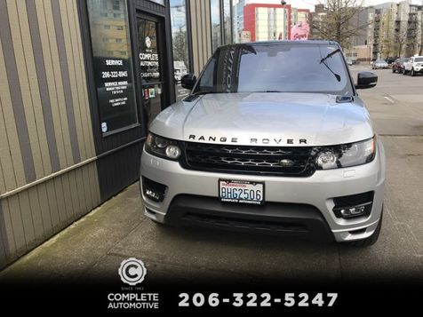 2016 Land Rover Range Rover Sport HST Limited Edition Supercharged 380HP Local MSRP Was $80,990. Save $21,102 in Seattle