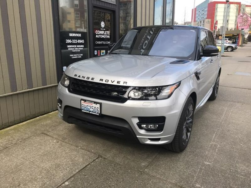 2016 Land Rover Range Rover Sport HST Limited Edition Supercharged 380HP Local MSRP Was 80990 Save 21102  city Washington  Complete Automotive  in Seattle, Washington
