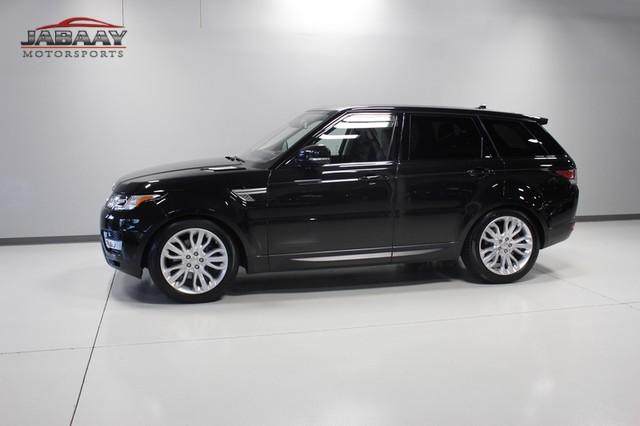 2016 Land Rover Range Rover Sport V6 HSE Merrillville, Indiana 36