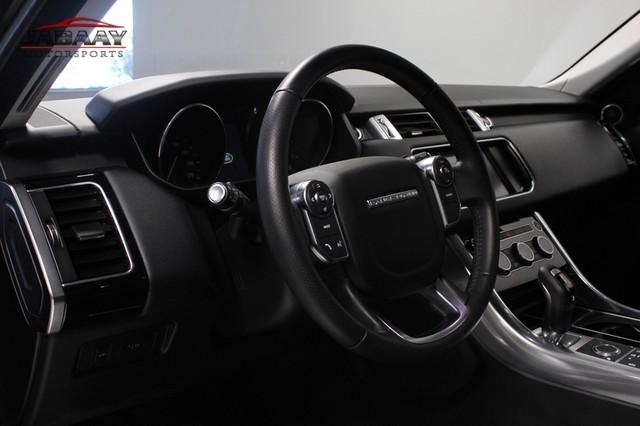 2016 Land Rover Range Rover Sport V6 HSE Merrillville, Indiana 9
