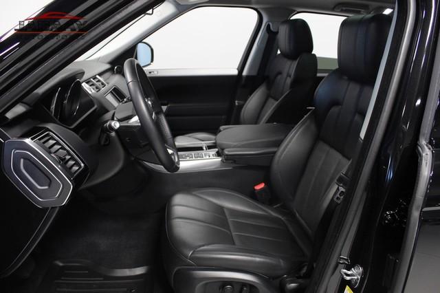 2016 Land Rover Range Rover Sport V6 HSE Merrillville, Indiana 10
