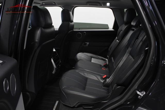 2016 Land Rover Range Rover Sport V6 HSE Merrillville, Indiana 12