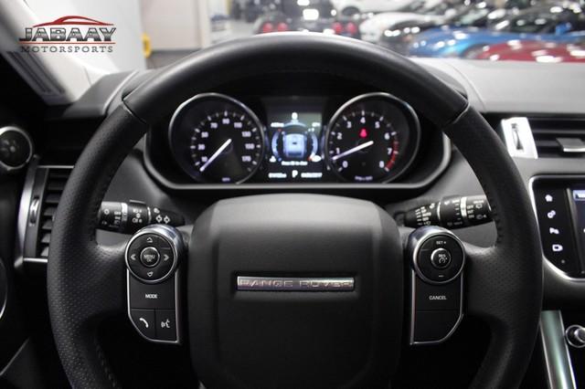 2016 Land Rover Range Rover Sport V6 HSE Merrillville, Indiana 17