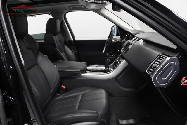 2016 Land Rover Range Rover Sport V6 HSE Merrillville, Indiana 15
