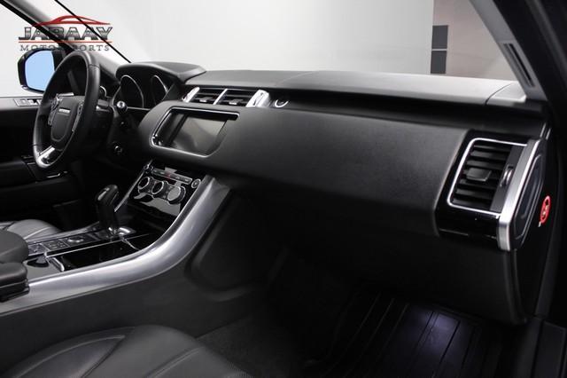 2016 Land Rover Range Rover Sport V6 HSE Merrillville, Indiana 16