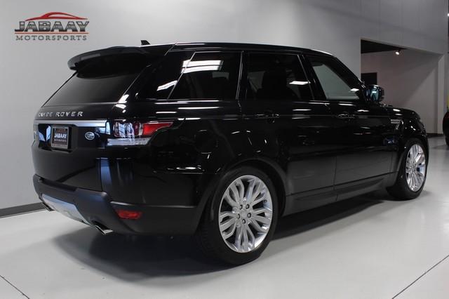 2016 Land Rover Range Rover Sport V6 HSE Merrillville, Indiana 4