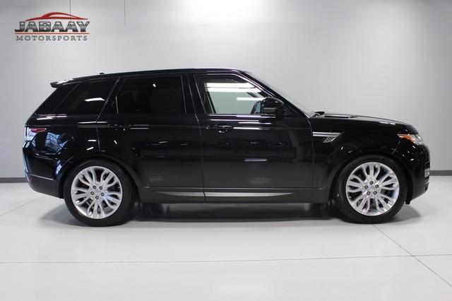2016 Land Rover Range Rover Sport V6 HSE Merrillville, Indiana 5