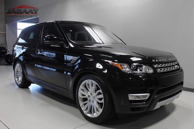 2016 Land Rover Range Rover Sport V6 HSE Merrillville, Indiana 6