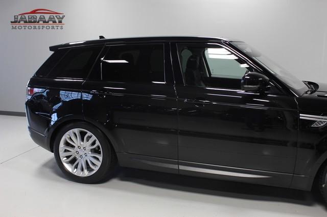 2016 Land Rover Range Rover Sport V6 HSE Merrillville, Indiana 39