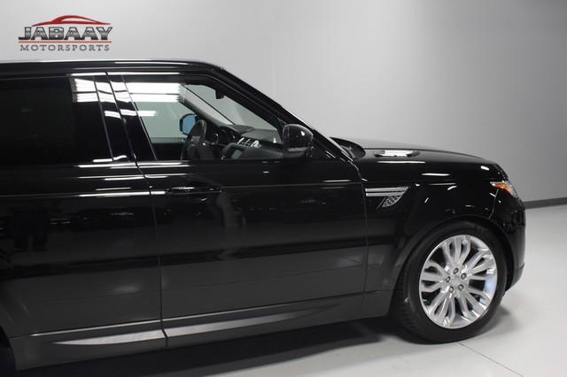 2016 Land Rover Range Rover Sport V6 HSE Merrillville, Indiana 40